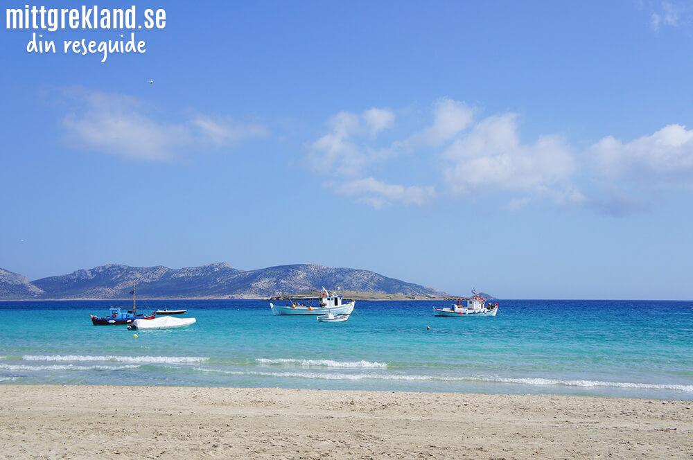 Ammos Beach på Koufonissi