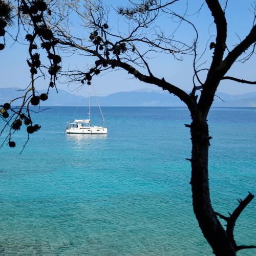 Agistri Saroniska öarna